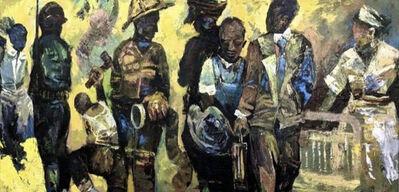 Doba Afolabi, 'Labor', 2016