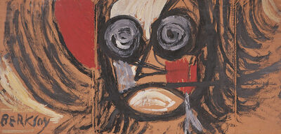 Semíha Berksoy, 'Turgut Zaim', 1959