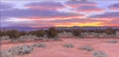 Stephen Day, 'Evening Over New Mexico', 2021