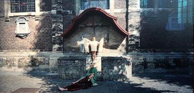 Hellen van Meene, 'De Zeven Werken van Barmhartigheid / bezoek de zieken', 2019