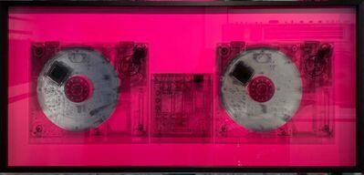 Nick Veasey, 'Pink Decks', 2020