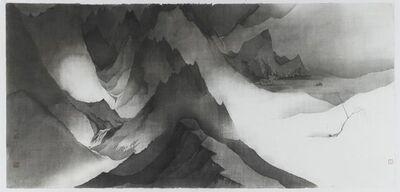 Shen Qin 沈勤, 'Mountain-3', 2018