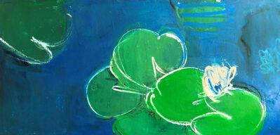 Sandrine Kern, 'Dreamy Water Lilies', 2020