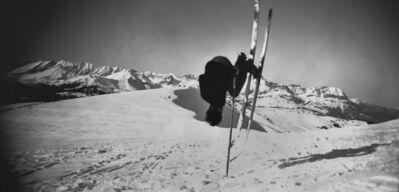Jacques Henri Lartigue, 'Megeve, January', 1930
