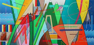 """Sixe Paredes, '""""Naturaleza abstracta 01"""".', 2017"""