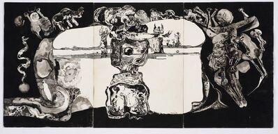 Ibrahim El-Salahi, 'Untitled', 1977-1982