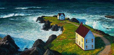 Mark Beck, 'Little Island', 2020