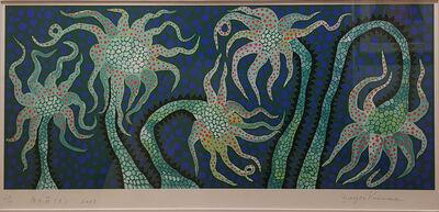 Yayoi Kusama, 'Night Flowers (B)', 2003
