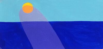 Peter McDonald, 'Sun Study 7', 2018