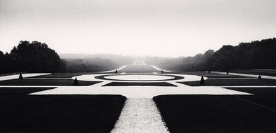 Michael Kenna, 'AXIAL PANORAMA, SCEAUX, FRANCE, 1990', 1990