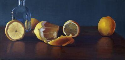Scott Kiche, 'Lemons with Crystal Jar', 2019