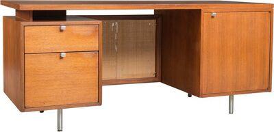 George Nelson, 'Office Desk #641', circa 1965