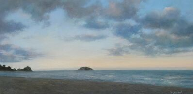 Maria Perello, 'Beach in Tossa de Mar', 2020