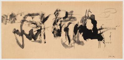 Li Yuan-chia, 'Untitled (Roll)', 1958