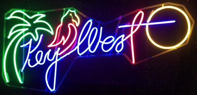 Neon Museum of Philadelphia, 'Key West', 1980's