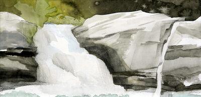 Mariella Bisson, 'Platte Clove, Second Falls'