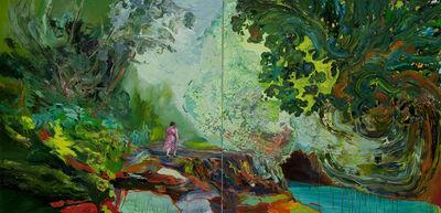 Maja Godlewska, 'Moka: The Path', 2016