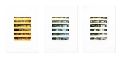 Juan Uslé, 'Untitled (Suite of three silkscreens)', 1998