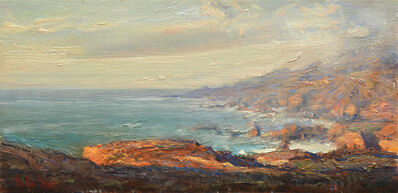 Gordon Brown, 'California Coastline', 2015