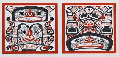 Richard Hunt, 'Kwakiutl Box Designs'