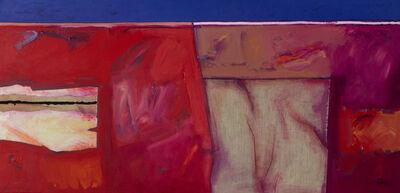 Dan Namingha, 'Evening Horizon', 1985