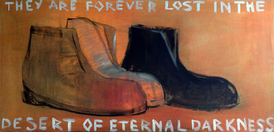 Svilen Stefanov, 'They are forever lost…', 2018