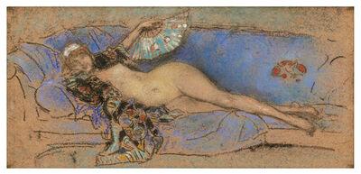 James Abbott McNeill Whistler, ' Lapis Lazuli', 1885-1886
