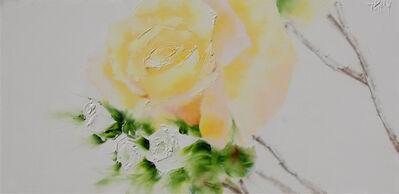 Nguyen Dieu Thuy, 'Yellow Rose', 2016