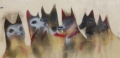 Stefan Thompson, 'WolfChoir', 2012
