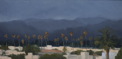 Judy Nimtz, 'Stormy Afternoon, 15th and Arizona', 2020