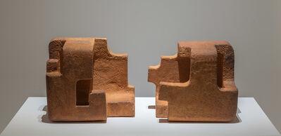Eduardo Chillida, 'La casa del poeta IV', 1983