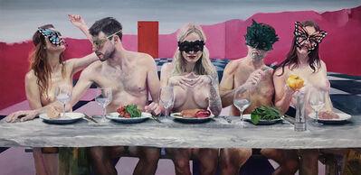 Michele Murtaugh, 'Dinner Pt. 2; The red Door', 2019