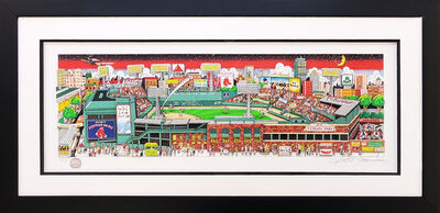 Charles Fazzino, 'FENWAY PARK: THE PRIDE OF BOSTON', ca. 2018
