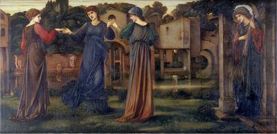 Sir Edward Burne-Jones, 'The Mill', 1870