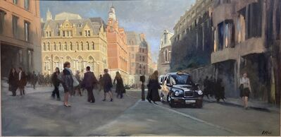 Michael Alford, 'Liverpool Street Against the Day', 2007
