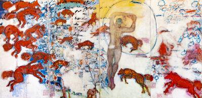 Bernard Guillot, 'TITANOMACHIE', 2020