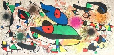 Joan Miró, 'Sculptures II', 1974