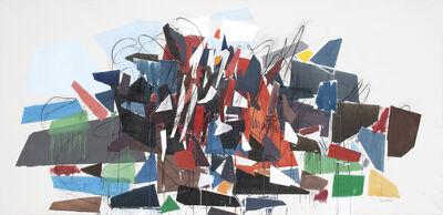 Robert Goodnough, '7-4 Emerge', 1989