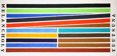 Yoshikuni Iida, 'Melancholy - Yuutsuna', 1973