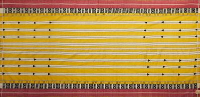 Liberty & Company, 'Two textiles (L244 and L494), India', ca. 1900