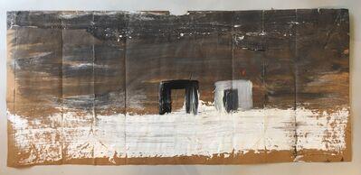 Jay Steensma, 'Untitled (with Minimalist Architecture)', 1993