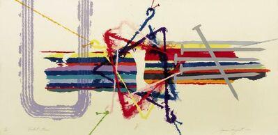 James Rosenquist, 'VIOLENT TURN', 1977