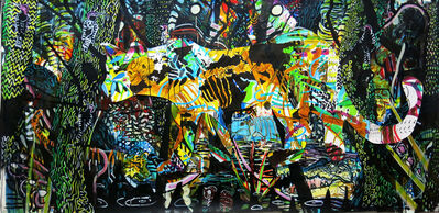 Jules Buck Jones, 'The Presence of an Invisible Predator', 2015