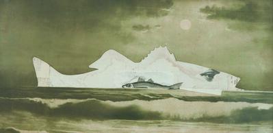 Varujan Boghosian, 'Kraken', 2007