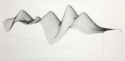 Julián Terán, 'Linescape 11', 2017