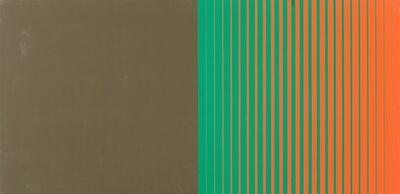 Getulio Alviani, 'Rosso e verde = rosso + verde', 1964-86