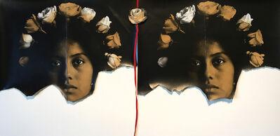 Luis González Palma, 'Corona de Rosas (Crown of Roses)', 1989
