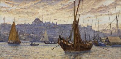 Tristram James Ellis, 'The Golden Horn', 1880-1890