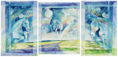 Marian Bingham, 'Cross Roads Cross Wind', 2014