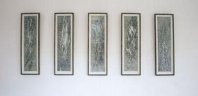 Judy Clark, 'Strike Series', 1984